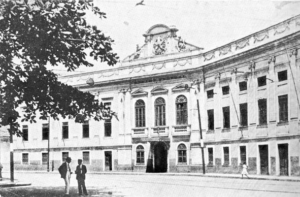 palacio conde dos arcos