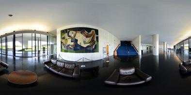 Salão Negro em 360